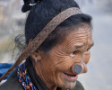 An-Apatani-tribal-woman,-Arunachal-Pradesh,-India (1)