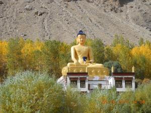 buddha at ney