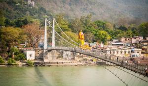 Ram-Jhula-in-Rishikesh-